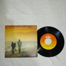 Discos de vinilo: VINILO 45 R. P. M. -SIMON AND GARFUNKEL--AÑOS 70--EN EXCELENTE ESTADO DE CONSERVACIÓN-. Lote 268025509