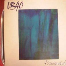 Discos de vinilo: UB 40- PROMISES AND LIES. LP.. Lote 268036129