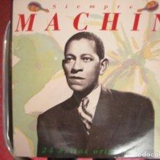 Discos de vinilo: ANTONIO MACHÍN- SIEMPRE MACHÍN. DOBLE LP.. Lote 268036829