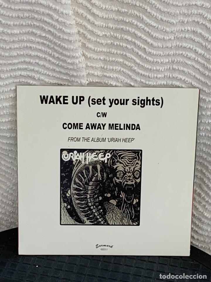 Discos de vinilo: 6 DISCOS VINILO URIA HEEP WAKE UP SINGLES COLLECTION ITALY NUEVOS 19X19CMS - Foto 13 - 268041879