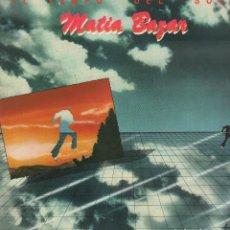 Disques de vinyle: MATIA BAZAR - IL TEMPO DEL SOLE / LP ARISTON DE 1980 / BUEN ESTADO RF-9667. Lote 268138849