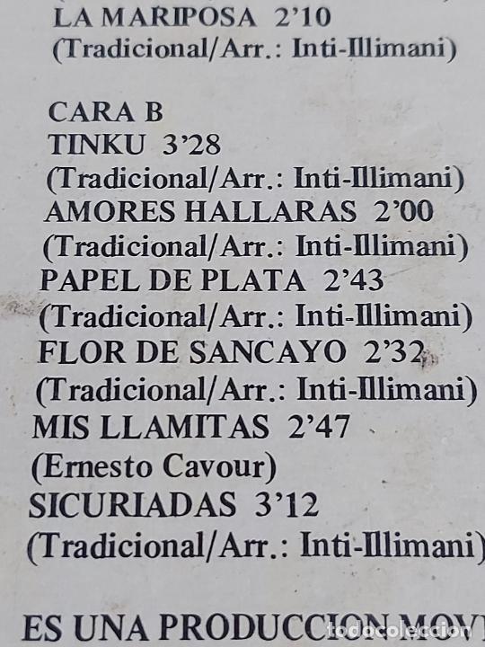 Discos de vinilo: INTI-ILLIMANI / CANTO DE PUEBLOS ABDINOS / LP - MOVIE PLAY-1981 / MBC. ***/*** - Foto 4 - 268148194