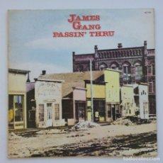 Discos de vinilo: JAMES GANG – PASSIN' THRU USA,1972 ABC RECORDS. Lote 268154204