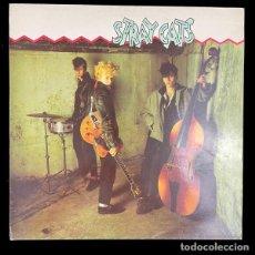 Disques de vinyle: STRAY CATS-STRAY CATS-DISCO-VINILO-ARISTA RECORDS-5B 203295-1981. Lote 268155404