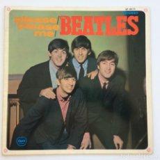 Discos de vinilo: THE BEATLES – PLEASE PLEASE ME JAPAN,1969 APPLE RECORDS. Lote 268161774