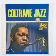 Discos de vinilo: JOHN COLTRANE – COLTRANE JAZZ JAPAN,1972 ATLANTIC. Lote 268162344