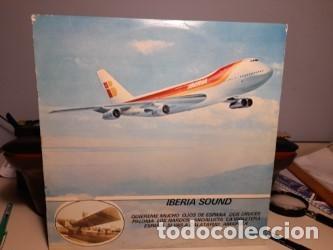 LP IBERIA SOUND ( AMAPOLA, DOS CRUCES, PALOMA, OJOS DE ESPAÑA, ETC ) (Música - Discos - LP Vinilo - Otros estilos)