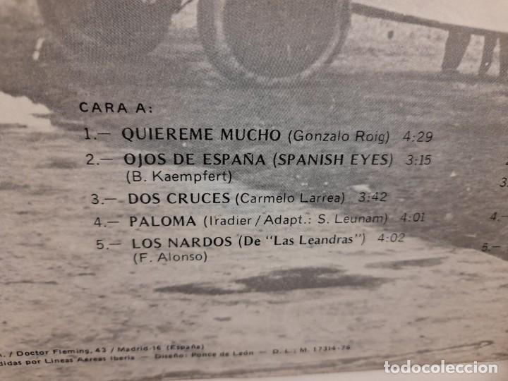 Discos de vinilo: LP IBERIA SOUND ( AMAPOLA, DOS CRUCES, PALOMA, OJOS DE ESPAÑA, ETC ) - Foto 2 - 268163069
