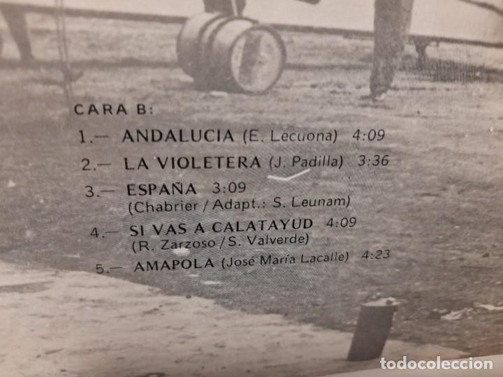 Discos de vinilo: LP IBERIA SOUND ( AMAPOLA, DOS CRUCES, PALOMA, OJOS DE ESPAÑA, ETC ) - Foto 3 - 268163069
