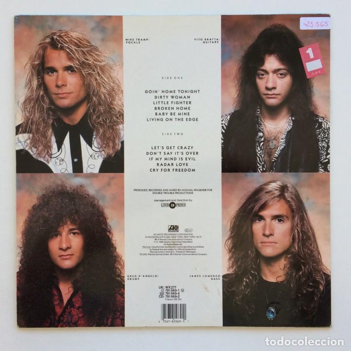 Discos de vinilo: White Lion – Big Game Germany,1989 Atlantic - Foto 2 - 37060114