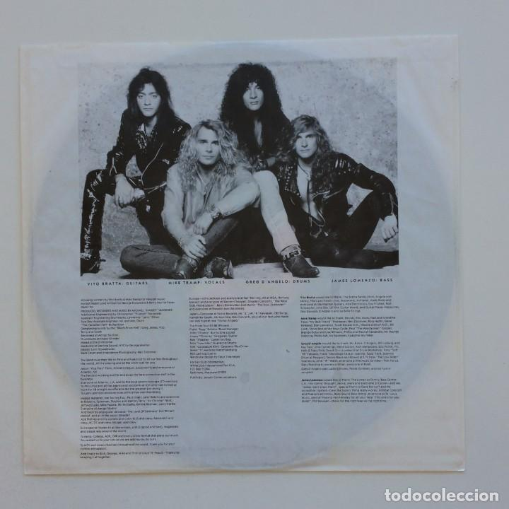 Discos de vinilo: White Lion – Big Game Germany,1989 Atlantic - Foto 3 - 37060114