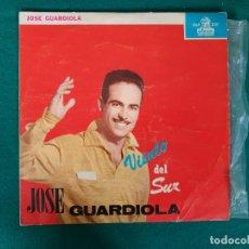 Discos de vinilo: JOSÉ GUARDIOLA* – VIENTO DEL SUR. Lote 268173674