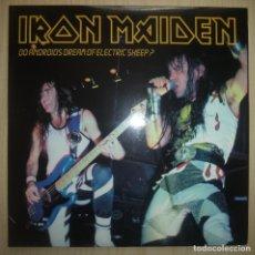 Discos de vinilo: IRON MAIDEN 'DO ANDROIDS DREAM OF ELECTRIC SHEEP?'. Lote 268175439