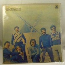 Discos de vinilo: VINILO MOCEDADES - ERES TÚ. Lote 268179594