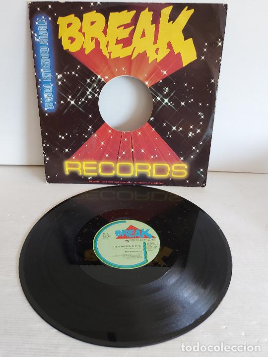 BREAK RECORDS / I GOT THE FEELIN / MAXI SG - BREAK-HOLLAND-1984 / MBC. ***/*** (Música - Discos de Vinilo - Maxi Singles - Disco y Dance)
