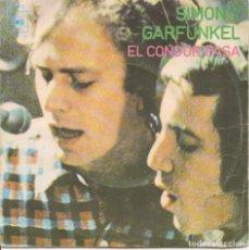 Disques de vinyle: SIMON Y GARFUNKEL,EL CONDOR PASA DEL 70. Lote 268260739