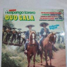 Discos de vinilo: 48348 - LP - HUAPANGO TORERO - DUO GALA - AÑO ?. Lote 268287044