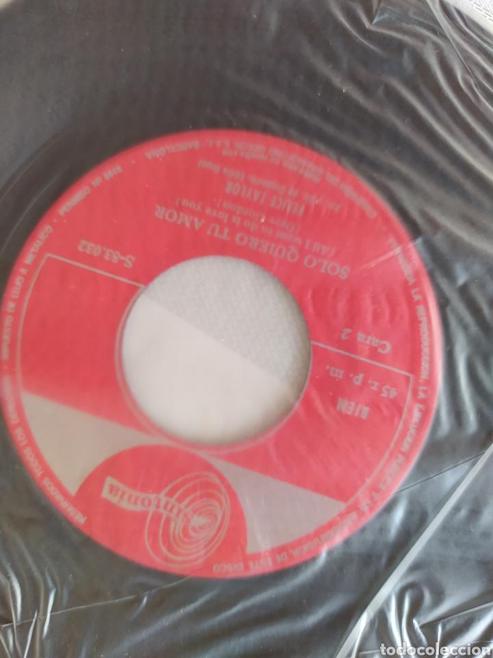 Discos de vinilo: ESTA ES LA MÚSICA DE LA CAMISA DALI- FELICE TAYLOR- Suree-surrender/Solo Quiero tu amor. - Foto 2 - 268287279