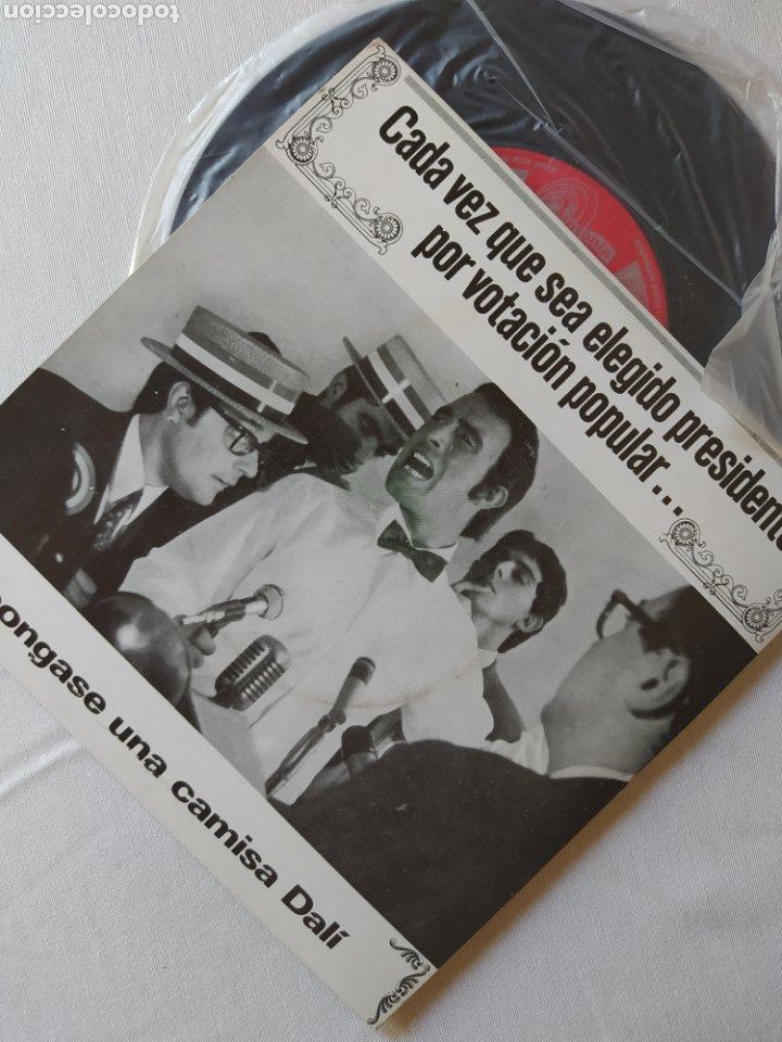 Discos de vinilo: ESTA ES LA MÚSICA DE LA CAMISA DALI- FELICE TAYLOR- Suree-surrender/Solo Quiero tu amor. - Foto 4 - 268287279