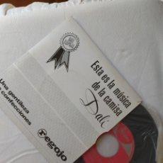 Discos de vinilo: ESTA ES LA MÚSICA DE LA CAMISA DALI- FELICE TAYLOR- SUREE-SURRENDER/SOLO QUIERO TU AMOR.. Lote 268287279