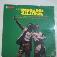 Discos de vinilo: 48349 - LP - LOS HERMANOS CALATRAVA - LLORONA - VIVA LA GENTE - MAH-HA, MAH-NA - AÑO 1976. Lote 268287354