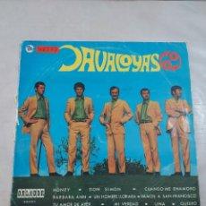 Discos de vinilo: 48356 - LP - JAVALOYAS 69 - HONEY - DON SIMON - CUANDO ME ENAMORO - BARBARA ANN - AÑO 1969. Lote 268290184