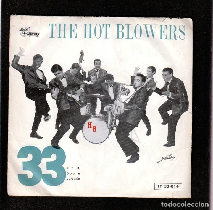 THE HOT BLOWERS: SHAKERS(BEATLES) FATTORUSO-RADA EARLY JAZZ BAND URUGUAY P/S 7 UNIQUE PIECE COLLECTO (Música - Discos de Vinilo - EPs - Jazz, Jazz-Rock, Blues y R&B)