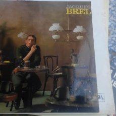 Discos de vinilo: JACQUES BREL. Lote 268400149