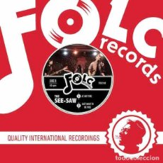 """Discos de vinilo: THE SEE-SAW AT ANY TIME (7"""") . VINILO NYLON ROCK AND ROLL PUB PUNK. Lote 268402644"""