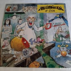 "Discos de vinilo: HELLOWEEN -DR. STEIN- (1988) MAXI-SINGLE 12"". Lote 268413784"
