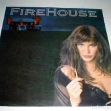 Vinyl records: LP FIREHOUSE - FIREHOUSE. Lote 268417889