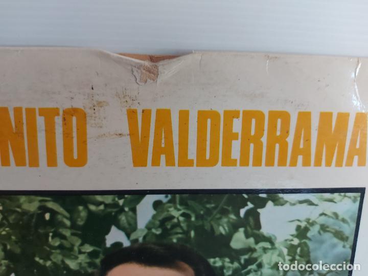 Discos de vinilo: JUANITO VALDERRAMA / GUITARRISTA JUAN SERRANO / LP - VIK-1967 / MBC. **/*** - Foto 2 - 268420749