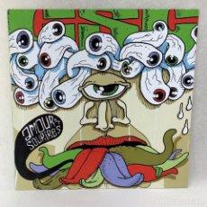 Discos de vinilo: LP - VINILO CONCENTRATION SUMMER CAMPS - AMOUR ET SOURIRES + ENCARTE - ESPAÑA - AÑO 2010. Lote 268429584