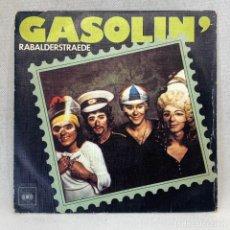 Dischi in vinile: SINGLE GASOLIN - RABALDERSTRAEDE - ESPAÑA - AÑO 1969. Lote 268446124