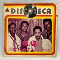 Discos de vinilo: SINGLE G.Q. - DISCO NIGHTS (ROCK FREAK) - ESPAÑA - AÑO 1979. Lote 268447284