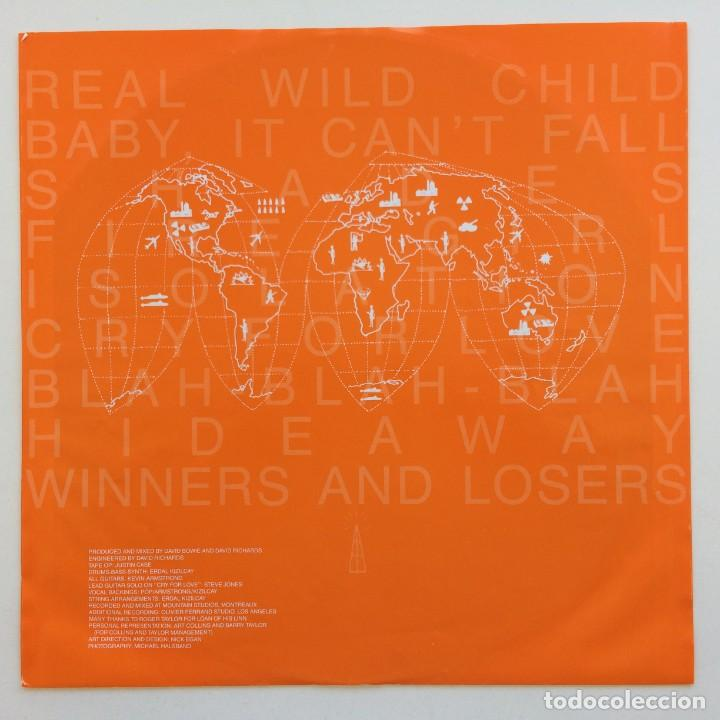 Discos de vinilo: Iggy Pop – Blah-Blah-Blah Germany,1986 A&M Records - Foto 3 - 268461814