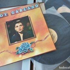 Discos de vinilo: JUDY GARLAND STAR EYES BOX CAJA CON 3LPS VINYLS MADE IN UK 1984. Lote 268465139