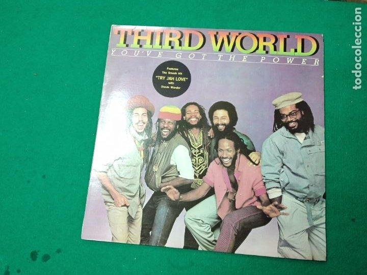 THIRD WORLD - YOU´VE GOT THE POWER (1982) EDICION USA. LP (Música - Discos - LP Vinilo - Reggae - Ska)