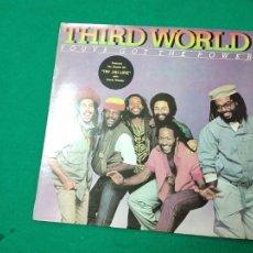 Discos de vinilo: THIRD WORLD - YOU´VE GOT THE POWER (1982) EDICION USA. LP. Lote 268591519