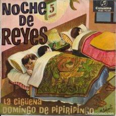 Dischi in vinile: NOCHE DE REYES CUENTO INFANTIL COLUMBIA. Lote 268593879