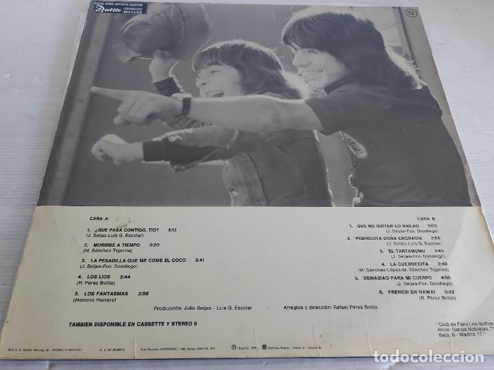 Discos de vinilo: LOS GOLFOS / ¿ QUÉ PASA CONTIGO TÍO ? / LP - RCA-VICTOR-1976 / MBC. ***/*** - Foto 2 - 268608784