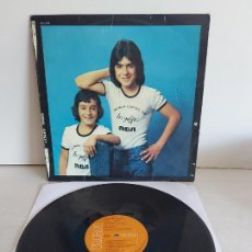 Discos de vinilo: LOS GOLFOS / ¿ QUÉ PASA CONTIGO TÍO ? / LP - RCA-VICTOR-1976 / MBC. ***/***. Lote 268608784
