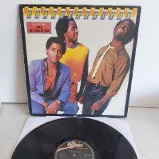 Discos de vinilo: GIBSON BROTHERS / GRANDES ÉXITOS / LP - EPIC-1982 / MBC. ***/***. Lote 268614994