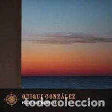 Disques de vinyle: SINGLE QUIQUE GONZALEZ PUEDE QUE ME MUEVA VINILO. Lote 268577924