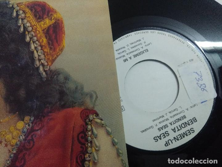 Discos de vinilo: SINGLE/SEMEN-UP/BENDITA SEAS. - Foto 2 - 268717849