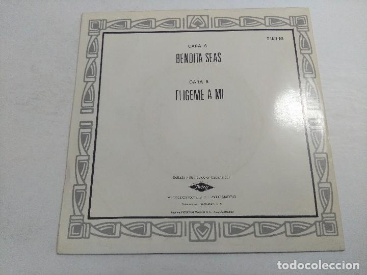 Discos de vinilo: SINGLE/SEMEN-UP/BENDITA SEAS. - Foto 3 - 268717849