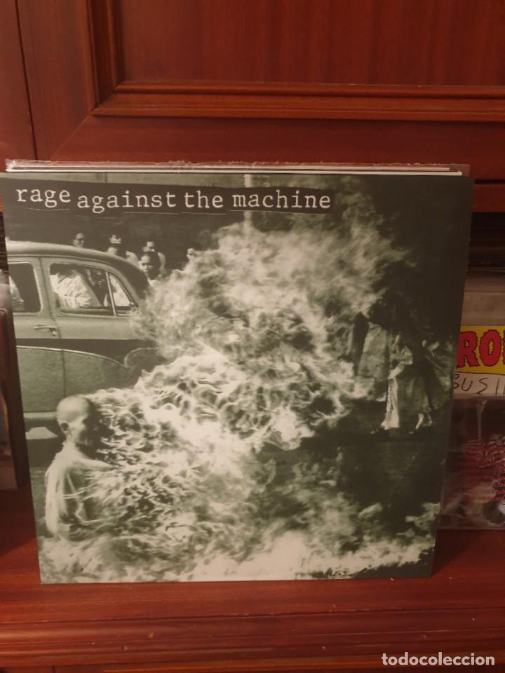 RAGE AGAINST THE MACHINE / RAGE AGAINST THE MACHINE/ NOT ON LABEL (Música - Discos - LP Vinilo - Pop - Rock Internacional de los 90 a la actualidad)