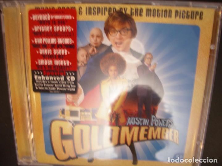 AUSTIN POWERS IN GOLDMEMBER- CD. (Música - Discos - LP Vinilo - Bandas Sonoras y Música de Actores )