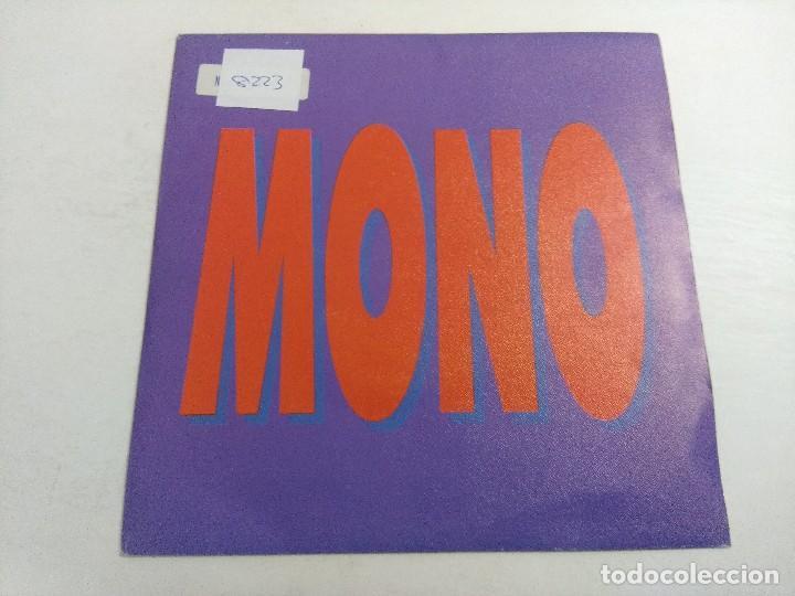SINGLE/PABELLON PSIQUIATRICO/MONO. (Música - Discos - Singles Vinilo - Grupos Españoles de los 70 y 80)