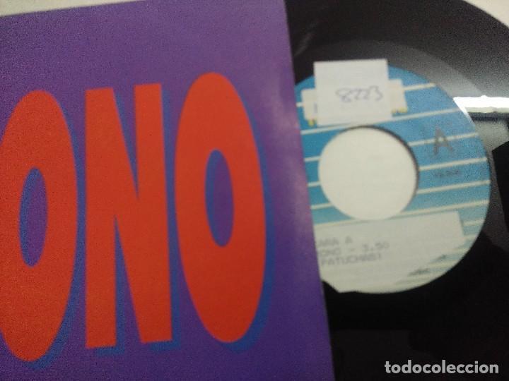 Discos de vinilo: SINGLE/PABELLON PSIQUIATRICO/MONO. - Foto 2 - 268718004